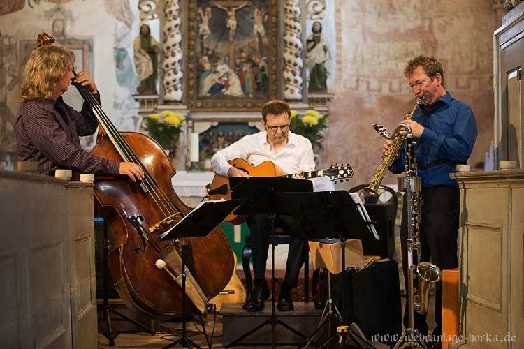 "Das Trio ""Jazz'N'Spirit"""